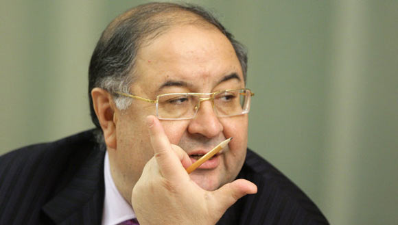 Alisher Usmanov Photo
