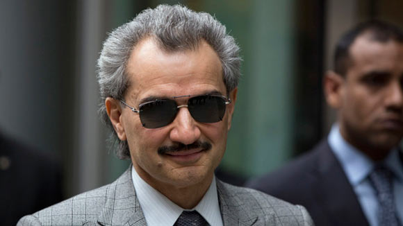 Alwaleed Bin Talal Photo