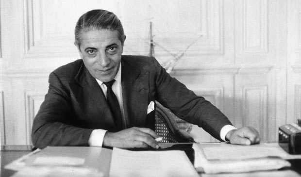 Aristotle Onassis Photo