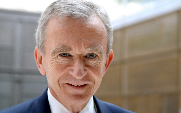 Bernard Arnault Photo