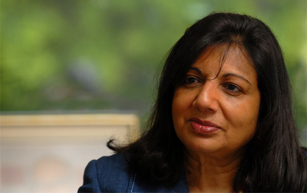 Kiran Mazumdar-Shaw Photo