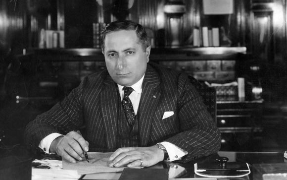 Louis B. Mayer Photo