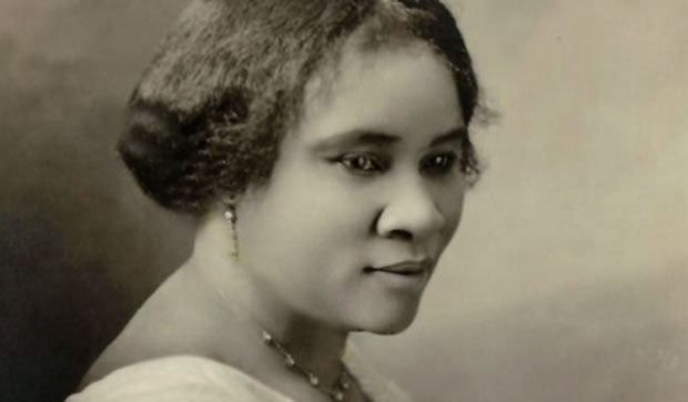 Madam C. J. Walker Photo
