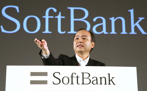 Masayoshi Son Photo