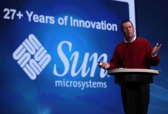 Scott McNealy Photo